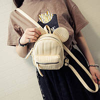 Стильный женский рюкзак с ушками