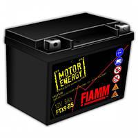 Мотоаккумулятор FIAMM  FTX9-BS 150 мм x 87 мм x 105 мм