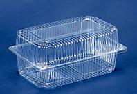 Судок / Упаковка пластиковая для пищевых продуктов ПС-120