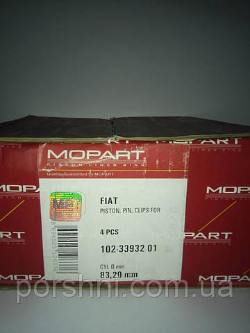 Поршни Фиат 1.9 D 160 A  6.000/176 A 5.000 / M 718 AT 19 диам 83.2 Mopisan 3393201