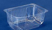 Судок / Упаковка пластиковая для пищевых продуктов ПС-140/14 с крышкой