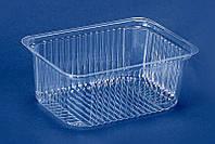 Судок / Упаковка пластиковая для пищевых продуктов ПС-160/16 с крышкой