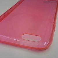 Силиконовый чехол для iPhone 6/6s (красный)