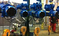 Тельфер электрический канатный 5т 6м