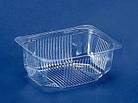 Судок пластиковый для пищевых продуктов ПС-180/18 с крышкой /250 мл