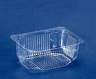 Судок / Упаковка пластиковая для пищевых продуктов ПС-181/18 с крышкой