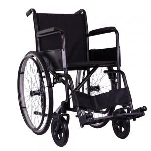 Стандартная легкая складывающаяся инвалидная коляска, ECONOMY , OSD (Италия)