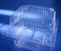 Упаковка пластиковая для пищевых продуктов ПС-7 /560 мл