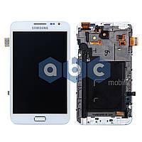 Дисплей (модуль) Samsung N7000 Galaxy Note i9220 черный