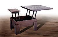 Стол трансформер Дельта стекло, фото 1