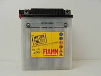 Аккумулятор кислотный для мототехники FIAMM  FTX9-BS 134x80x160