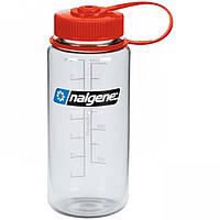 Бутылка для воды Nalgene зеленая на 500мл в унциях и миллилитрах