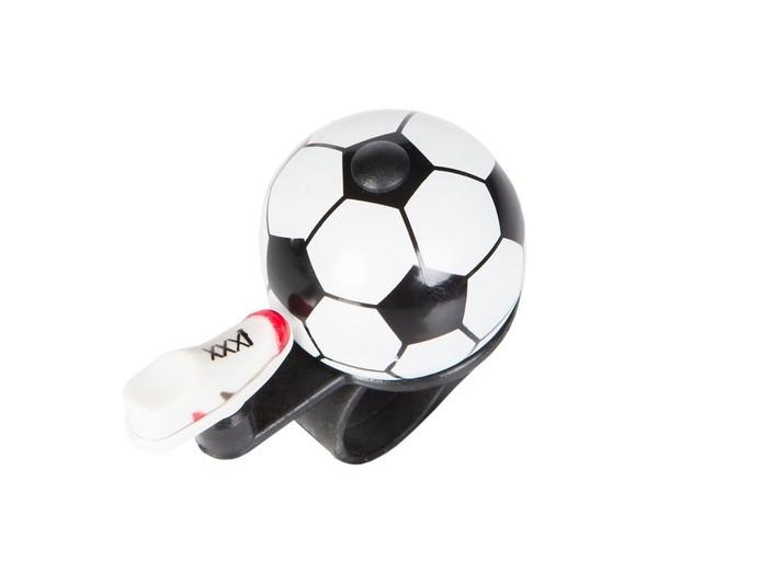 Дзвоник Green Cycle GBL-123  футбольний м'яч