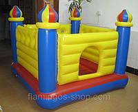 Надувной детский игровой центр - батут Intex, 48259 Замок