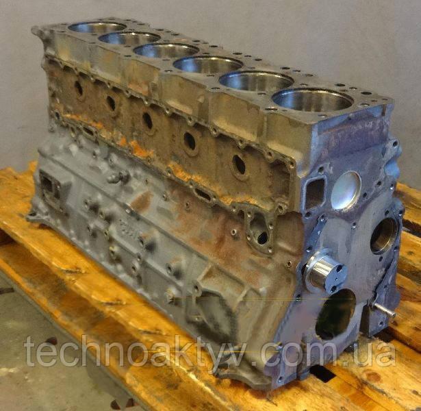 Блок цилиндров двигателя Daewoo DB58
