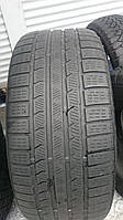 Шина б\у, зимняя: 255/40R19 Continental Conti Winter Contact TS 810