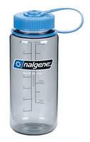 Бутылка для спорта и отдыха Nalgene на 500мл голубая