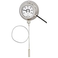 Манометрический термометр с электрическим сигналом модель TGT70