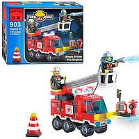 Конструктор «Brick» - «Пожарная тревога»