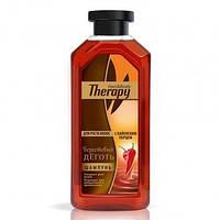 Шампунь для роста волос Берестовый дёготь с кайенским перцем  Vilsen Hair and Body Therapy, 350 мл