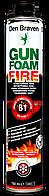 Den Braven DBS-9802-NBS 750мл Пена монтажная противопожарная пистолетная
