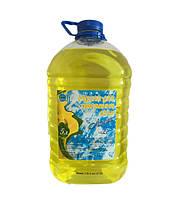 """Зимняя жидкость бачка омывателя стекла автомобиля VinOil -22 """"Лимон"""" цена (5 л) купить"""