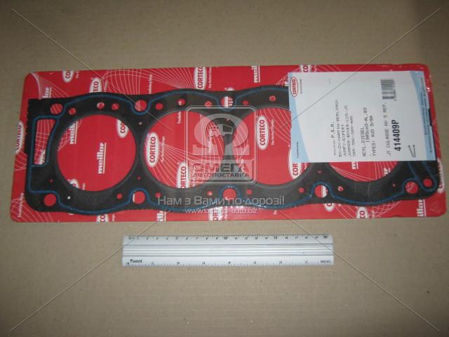 Прокладка головки блока PEUGEOT BOXER (Пежо Боксер) фургон (230L) XUD9 5R 1.52 мм (пр-во Corteco)