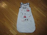Спальник детский RACE BEDTIME, очень теплый, на 6-12 мес. как НОВЫЙ!