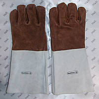 Перчатки (краги) для защиты от контактного и конвективного тепла, пятипалые