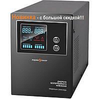 Источник беспребойного питания ИБП LogicPower LPM-PSW 800VA