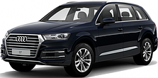 Фаркопы на Audi Q-7 (c 2015--)