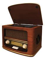 Радио LW/FM с проигрывателем CD/MP3 и USB-разъемом Camry CR 1115