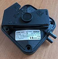 Пресостат DUNGS LGW 3 A1(реле воздуха)