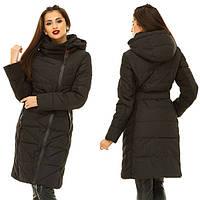 Куртка женская зимняя на пуху P4960