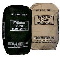 Pyrolox, фильтрующий материал для удаления железа, марганца и сероводорода