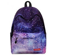 Рюкзак школьный, молодежный, городской Галактика(космос).