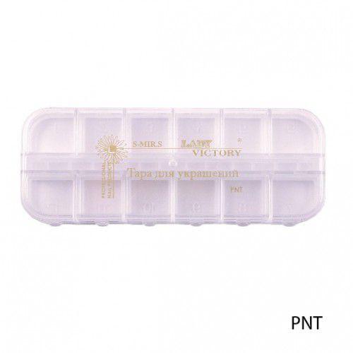Пластмассовая тара для украшений. PNT-01_LeD