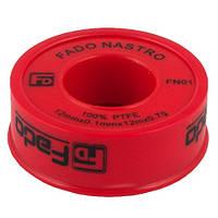 Фум-лента FADO 12мм x 0.1мм x 12м x 0.7г (FN01)
