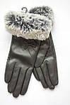 Перчатки из кожи козы Shust Gloves