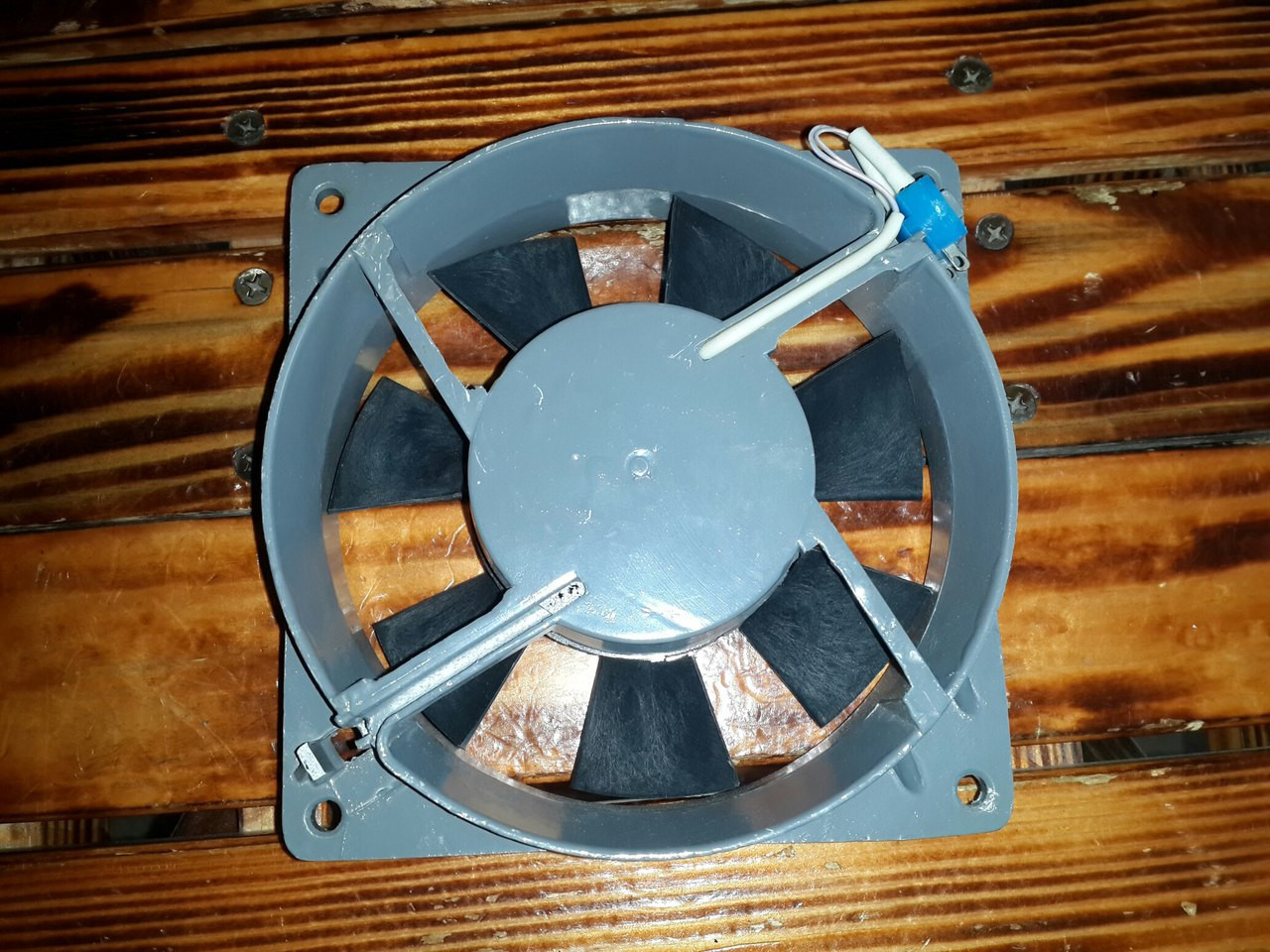 Вентилятор для інкубатора 25w