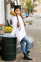 Детская куртка с мехом на капюшоне, фото 3