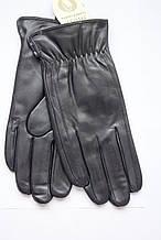 Мужские кожаные перчатки из козы Маленькие