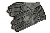 Мужские кожаные перчатки из козы Маленькие, фото 3