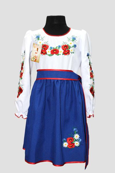 Вишите плаття для дівчинки  Подолянка Орися  продажа 1ad4f450cc55f