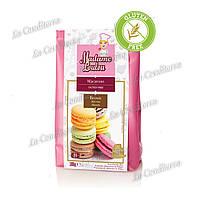 "Смесь для печенья ""Макарон"" - БЕЗ ГЛЮТЕНА, 300 г, ярко-розовая, фото 1"
