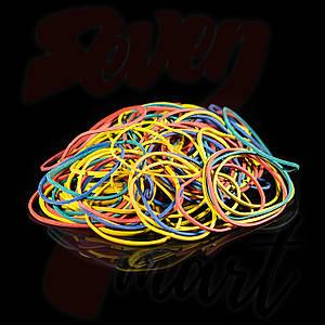Резинки для денег Ruber Band разные цвета, 50 г