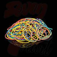 Резинки для денег Ruber Band разные цвета, 250 г
