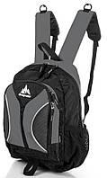 Удобный детский рюкзак Onepolar W1297-grey 13 л