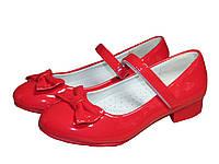 Красивые лаковые туфли Clibee  р 35,36