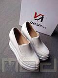 Женские обувь на танкетке, фото 2